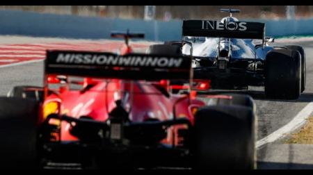 メルセデス、フェラーリPUの不正疑惑追及を断念