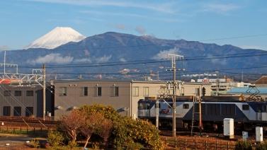 0125富士山冠雪1