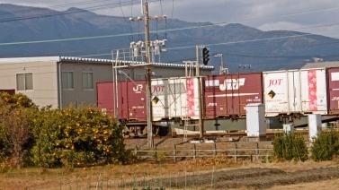 0126貨物列車