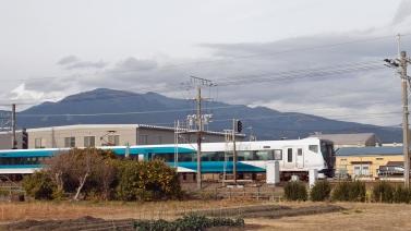 415富士山電車