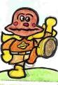 3麺麭カレーパンマン