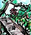 五十二段は、猿沢池から興福寺