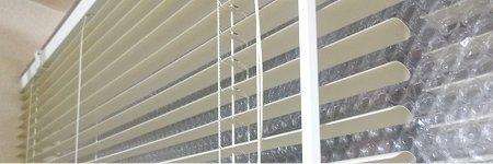 防寒 窓のプチプチ