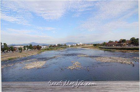 3 嵐山 渡月橋 2020 11