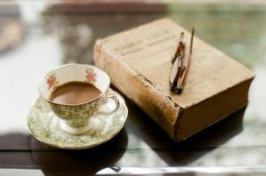 book tea
