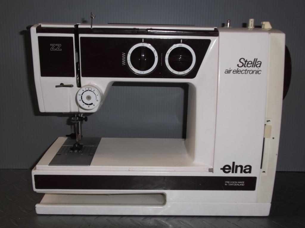 elna STELLA-1