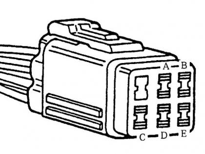 ja22 カプラー図