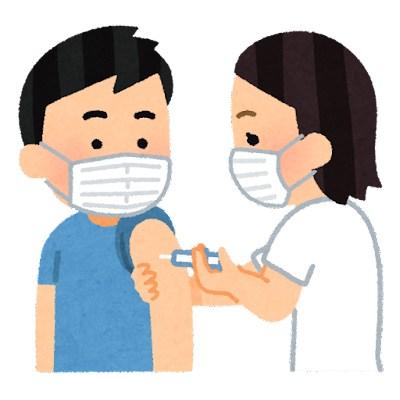 コロナワクチン2回目打ってきました