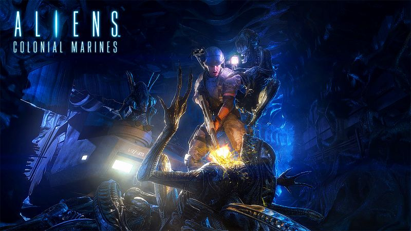 PC ゲーム Aliens: Colonial Marines Collection で日本語を表示する方法