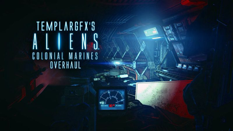 PC ゲーム Aliens: Colonial Marines Collection で日本語を表示する方法、PC ゲーム Aliens: Colonial Marines Collection ゲームプレイ最適化情報、TemplarGFX's Aliens Colonial Marines Overhaul Mod