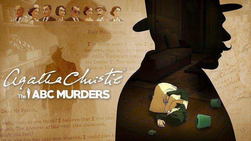 PC ゲーム Agatha Christie - The ABC Murders 日本語化メモ
