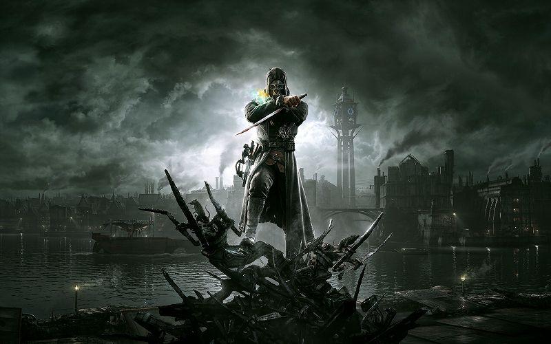 PC ゲーム Dishonored - Definitive Edition で Scaleform 日本語フォント、ビットマップ日本語フォントを追加する方法