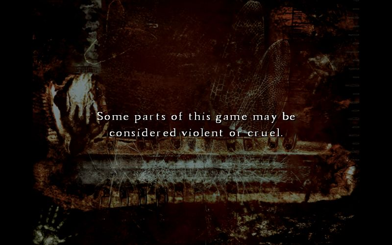 GOG 版 Silent Hill 4: The Room 日本語化メモ、GOG 版 Silent Hill 4: The Room 基本情報と日本語化方法、Silent Hill 4: The Room 言語ファイル差し替え日本語化方法、GOG 版 Silent Hill 4: The Room インストール先にある data フォルダにある日本語言語ファイル ~_j.bin 全 12ファイルをすべて ~_b.bin にリネーム(名前変更)して日本語化したスクリーンショット、日本語化しても日本語で表示されない箇所