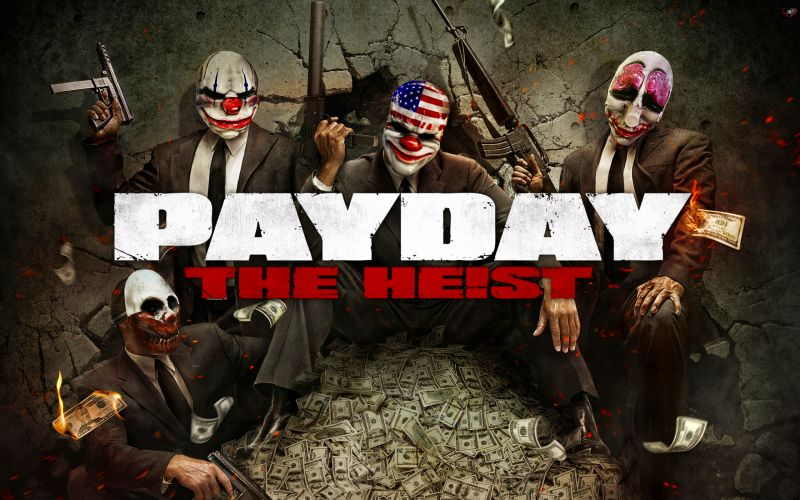 PC ゲーム Payday: The Heist 日本語化とゲームプレイ最適化メモ