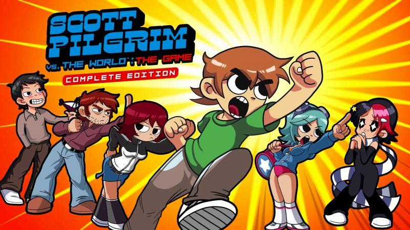 PC ゲーム Scott Pilgrim vs. The World: The Game - Complete Edition 日本語化メモ