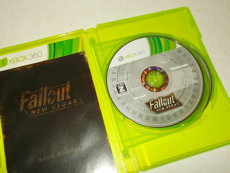 東芝サムスン製 DVD ドライブ TS-H352D の SH-D162D 化メモ、DVD ドライブ SH-D162D と Xbox Backup Creator で Xbox 360(XGD2)ディスクダンプ結果、Fallout: New Vegas Ultimate Edition(Xbox 360) Disc 1