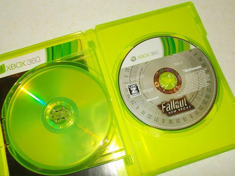 東芝サムスン製 DVD ドライブ TS-H352D の SH-D162D 化メモ、DVD ドライブ SH-D162D と Xbox Backup Creator で Xbox 360(XGD2)ディスクダンプ結果、Fallout: New Vegas Ultimate Edition(Xbox 360) Disc 2