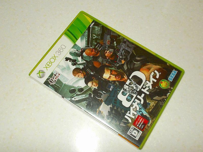東芝サムスン製 DVD ドライブ TS-H352D の SH-D162D 化メモ、DVD ドライブ SH-D162D と Xbox Backup Creator で Xbox 360(XGD3)ディスクダンプ結果、バイナリー ドメイン(Xbox 360) パッケージ