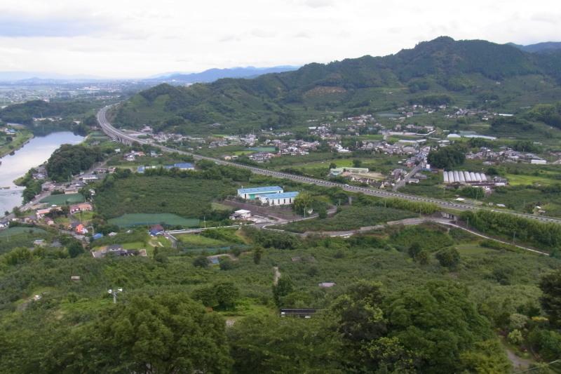 ビューホテル平成より (2)