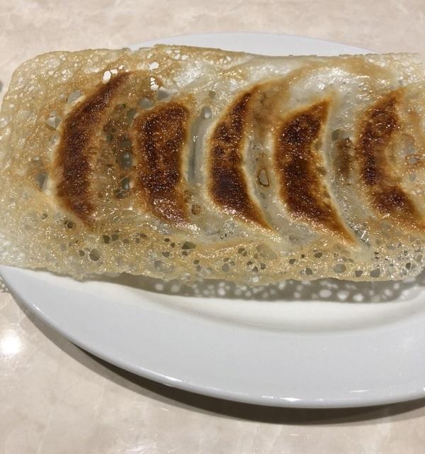 バカる おすすめ 東京駅の中華 餃子バル福 餃子
