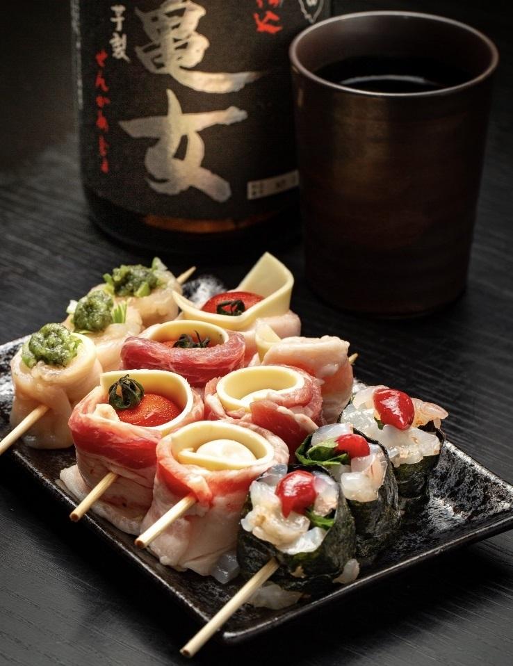 浅草橋 居酒屋 食堂 定食 バカル 串類