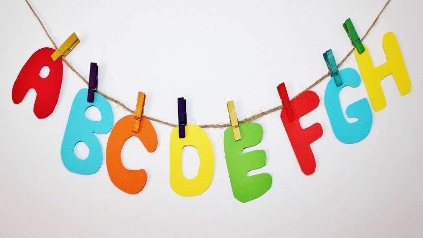 Alphabet-on-the-wall