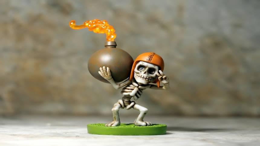 Bomb-game
