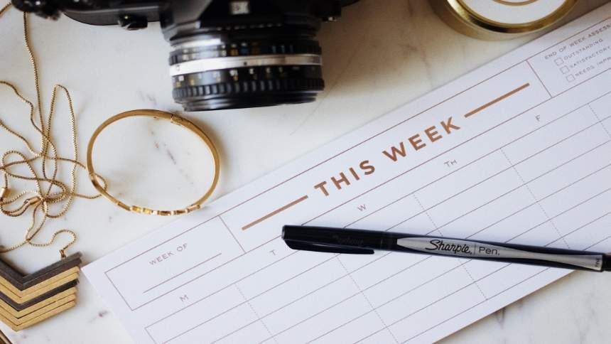Calendar-camera