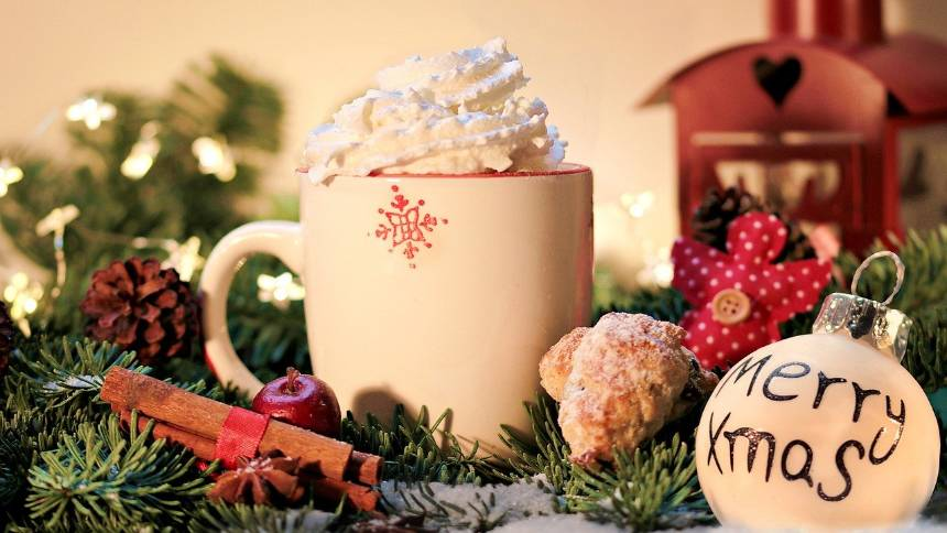Christmas-drink