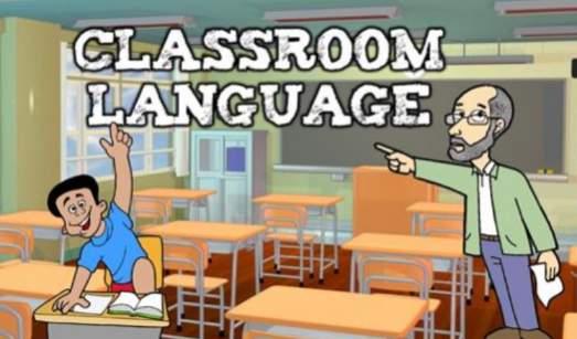 教室英語指導用パワーポイント教材Classroom-Language-ppt1