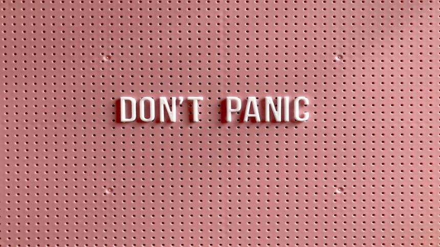 Don't-panic