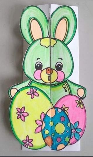 イースターバニーカードEaster-bunny-cards