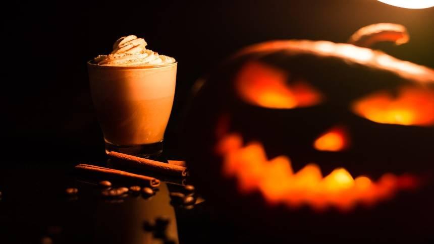 Halloween-drink