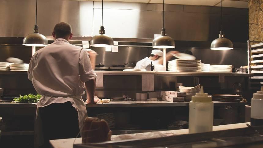 In-a-kitchen