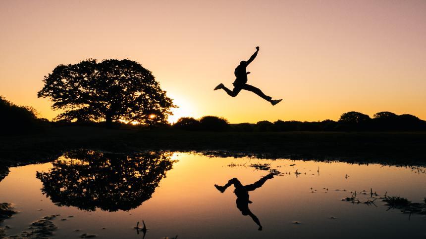 Jump-into-the-sky