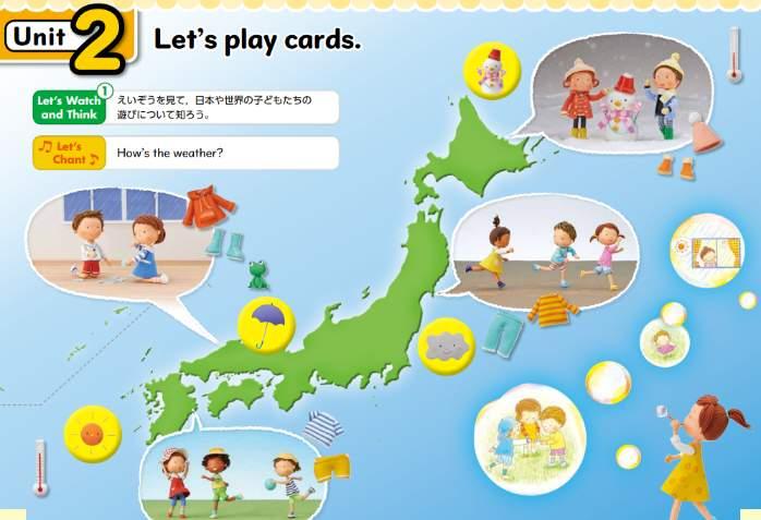 小学校4年生英語Let's-Try2-Unit2