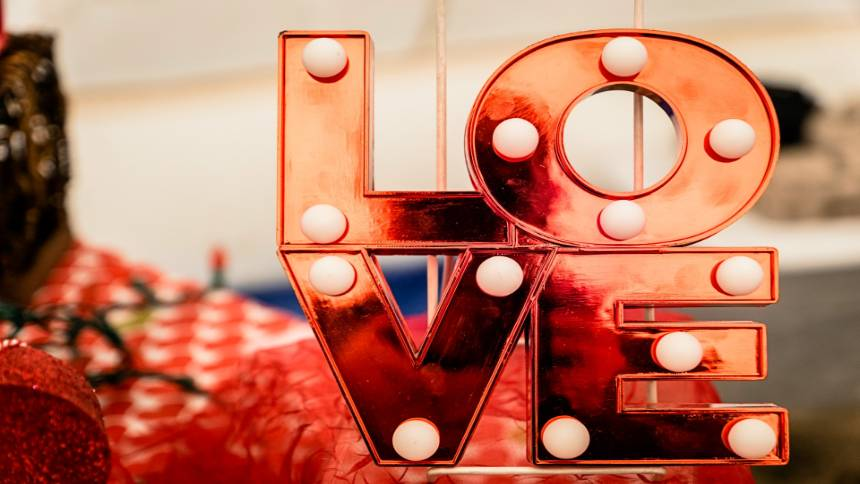 Love-shapes