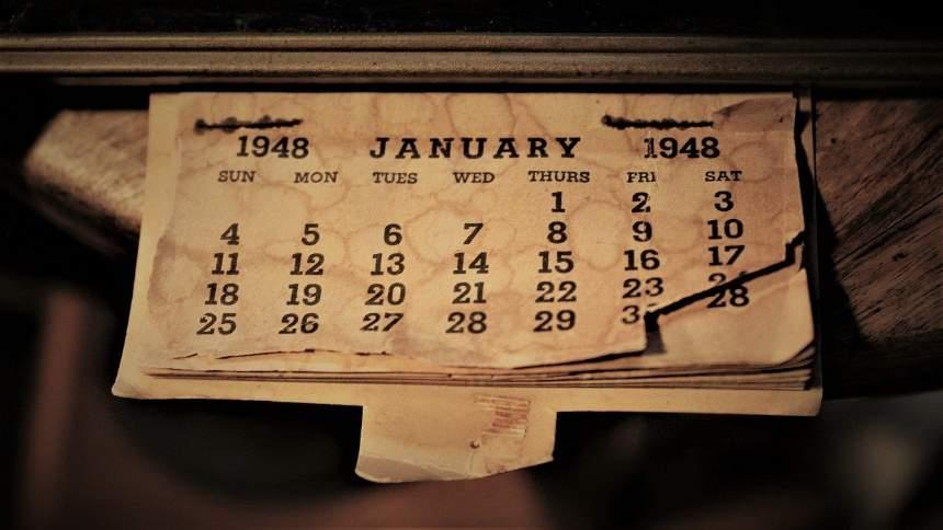 Old-calendar