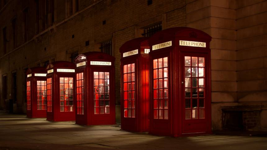 Phone-boxes