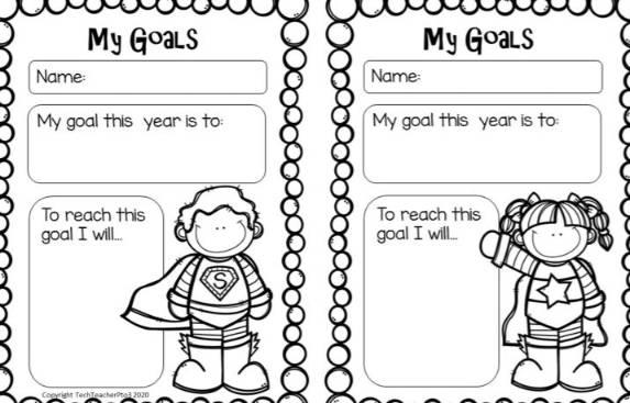 新学期の目標英作文テンプレートStudent-goal-setting7