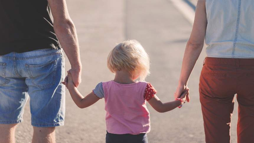 Walking-with-family
