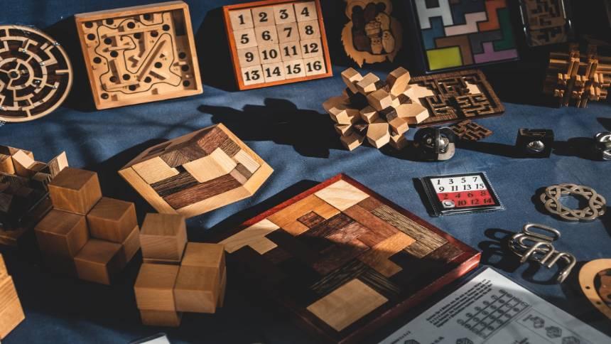 Wooden-games