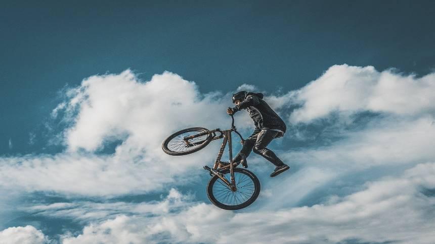 bike-in-the-sky