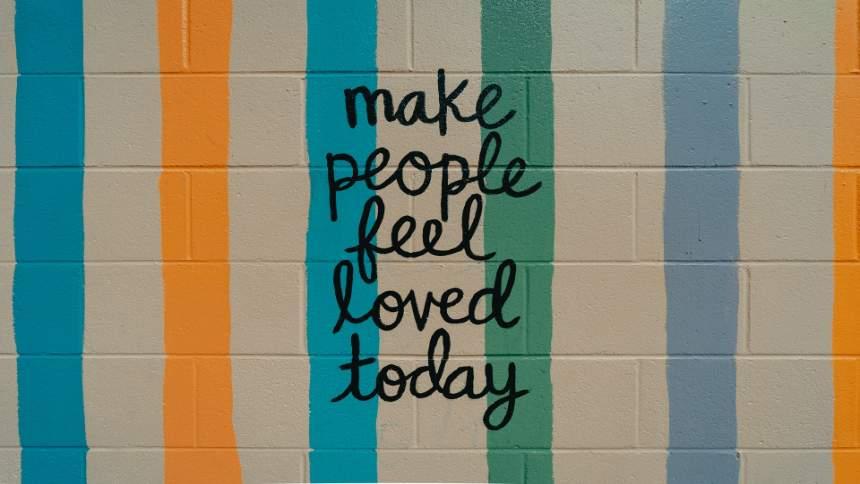 make-people-feel-loved