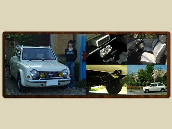 パオ納車20140502
