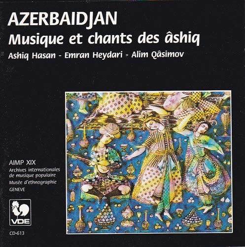 Azerbaidjan_Musique et chants des ashiq