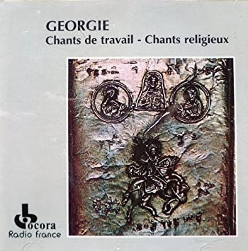 Georgie_Chants de travail