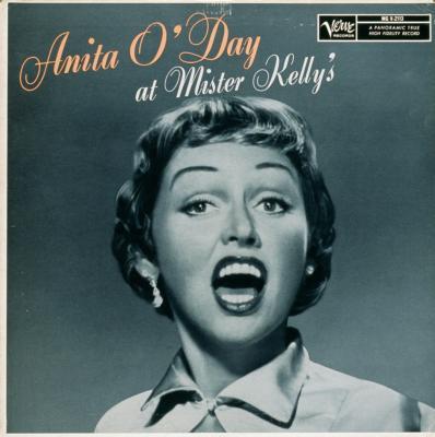 Anita ODay_At Mister Kellys