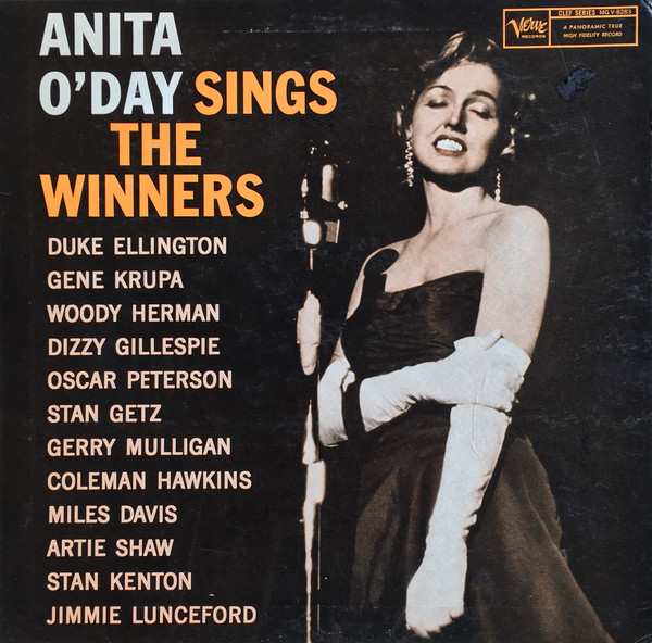 Anita ODay Sings the Winners