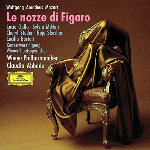 Mozart_Figaro no Kekkon_Abbado_WienPhil